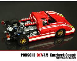 porsche 917 lego porsche 917 4 5 kurzheck coupé the porsche 917 is a r u2026 flickr