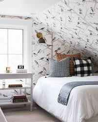 Best  Sloped Ceiling Bedroom Ideas Only On Pinterest Rooms - Bedroom wallpaper idea
