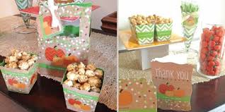 pumpkin patch fall baby shower theme bigdotofhappiness com