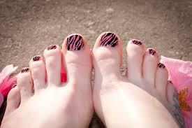 15 pink summer toe nail designs