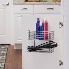 kitchen cabinet door storage racks cabinet door 2 tier storage rack