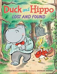 duck u0026 hippo get lost and found u2013 mom read it