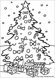smartness inspiration coloring pages christmas christmas tree