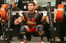 Biggest Bench Press In The World - history international powerlifting federation ipf