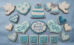 wedding cookies for a candy bar these are part of the cook u2026 flickr