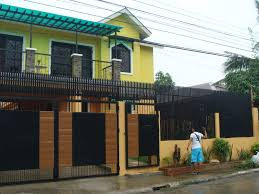 House Design Styles In The Philippines Alta Tierra Village House Construction Project In Jaro Iloilo