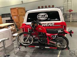 lexus motorcycle sema2017 truck wars which retromod ford bronco strikes your