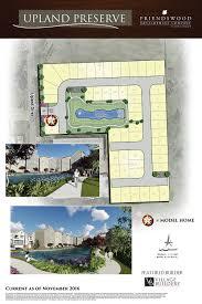 lennar floor plans upland preserve friendswood development
