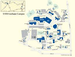 Oregon State Campus Map by Hermann
