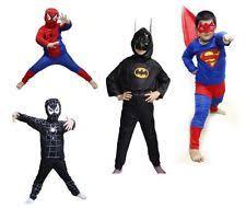 Batman Costume Halloween Batman Costume Kids Ebay