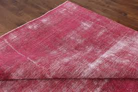 Pink Area Rugs Overdyed Rug Vintage Turkish Pink Overdyed Rug Like I Mentioned
