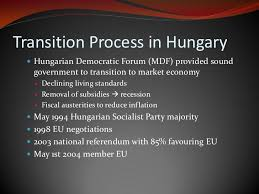 economic perspectives on hungary ppt
