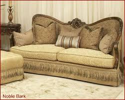 wood trim sofa wood trim sofa chateau beauvais ai 75815