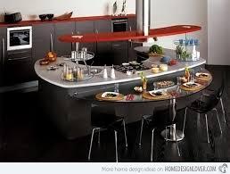 unique kitchen islands 15 unique and modern kitchen island designs home design lover
