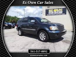 Cars For Sale In Port St Lucie Used Chrysler Aspen For Sale In Port Saint Lucie Fl Edmunds