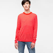best sweater brands paul smith jumpers s and pink breton stripe merino wool