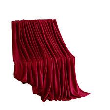 Faux Fur Blanket Queen Online Get Cheap Faux Fur Fabric Blue Aliexpress Com Alibaba Group