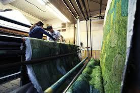 Leftover Carpet Into Rug Luscious Grassland Carpets Bring Argentina U0027s Pampas Into The Home