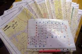 Paper Maps Morocco Maps Sahara Overland