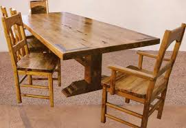 remarkable decoration craftsman dining table strikingly beautiful