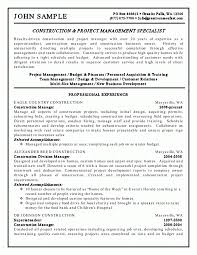 sle project manager resume software architectob description template templates resume style