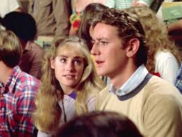 amanda wyss and judge reinhold in