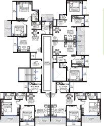 Octagon House Floor Plans by Cluster Housing Plans Row Housing Plans Home Plan And House