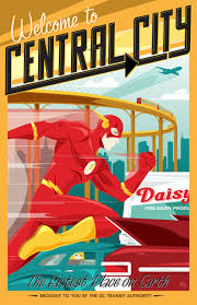 travel posters images Central city travel poster jpg