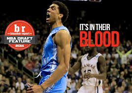 a slew of second generation nba prospects share an ultra