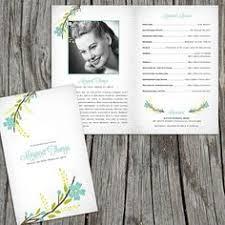 funeral memorial cards or funeral bulletins hope spiritual