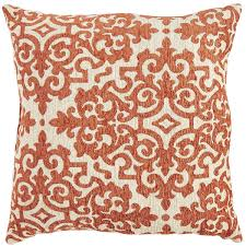 Pier One Peacock Pillow by Chenille Tile Warm Pillow Pier 1 Imports