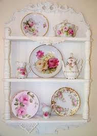 Shabby Chic Plate Rack by 493 Best Open Shelving Images On Pinterest Home Kitchen And