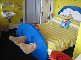 Dr Seuss Bedroom Sylvia Beach Hotel