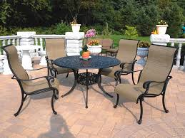 Aluminium Patio Furniture Sets An Awesome 4 Set Cast Aluminium Patio Outdoor Furniture Include