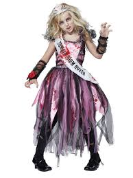 Halloween Rockstar Costume Ideas Check Girls Zombie Prom Queen Costume Zombies Girls Costumes