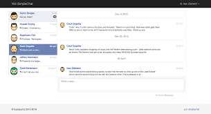 membuat web yii github bubasuma yii2 simplechat a simple chat for your yii2