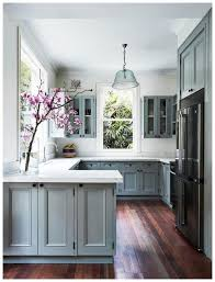 colored cabinets for kitchen kitchen with gray cabinets why to choose this trend decoholic