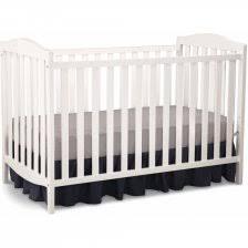 Walmart Convertible Cribs Delta Children Cambridge 4 In 1 Convertible Crib Rustic Gray
