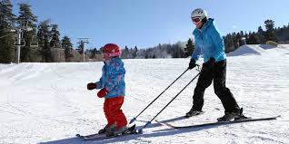 more than gadgets learn to ski aids for young children the brave