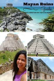 Mayan Ruins Mexico Map by Best 25 Mayan Ruins Ideas On Pinterest Tulum Ruins Chichen