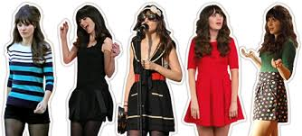 zooey deschanel new girl fashion wwzdw what would finally jess s bow sweater from last night s new