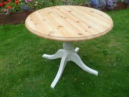 round pine dining table chunky u2013 woodworking fascinating round pine kitchen table home