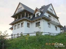 gite 7 chambres location gîte maison de cagne à biały dunajec iha 6310