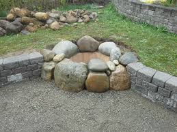 Fire Pit Ideas For Backyard by Outdoor Stone Fire Pit Ideas Best Stone For Fire Pit Write