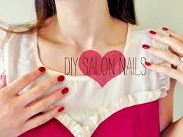 salon diy glass effect fake nail with glue new arrivals salon diy