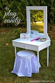 Childrens Play Vanity Ana White Stair Baluster Play Vanity Diy Projects