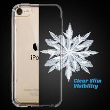 ipod touch 5th generation black friday for apple ipod touch 6 5th crystal clear slim shockproof bumper