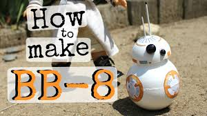 diy american doll bb 8 from star wars youtube