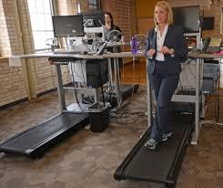 Rent Treadmill Desk Treadmill Desks Wireless Headsets Make Workers Better U Study