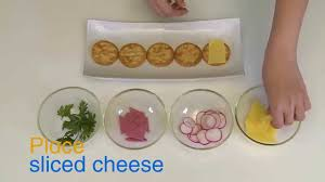 and easy canapes how to salt cracker canapés recipe